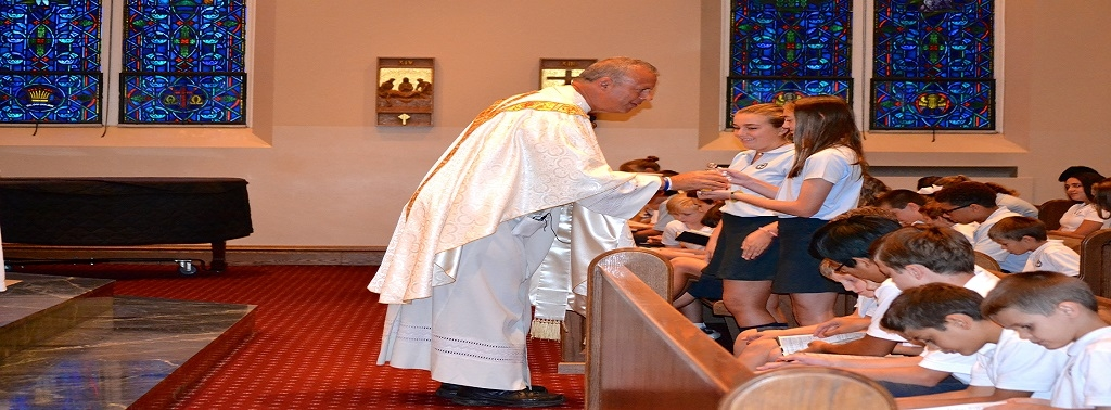 Pastor-Communion