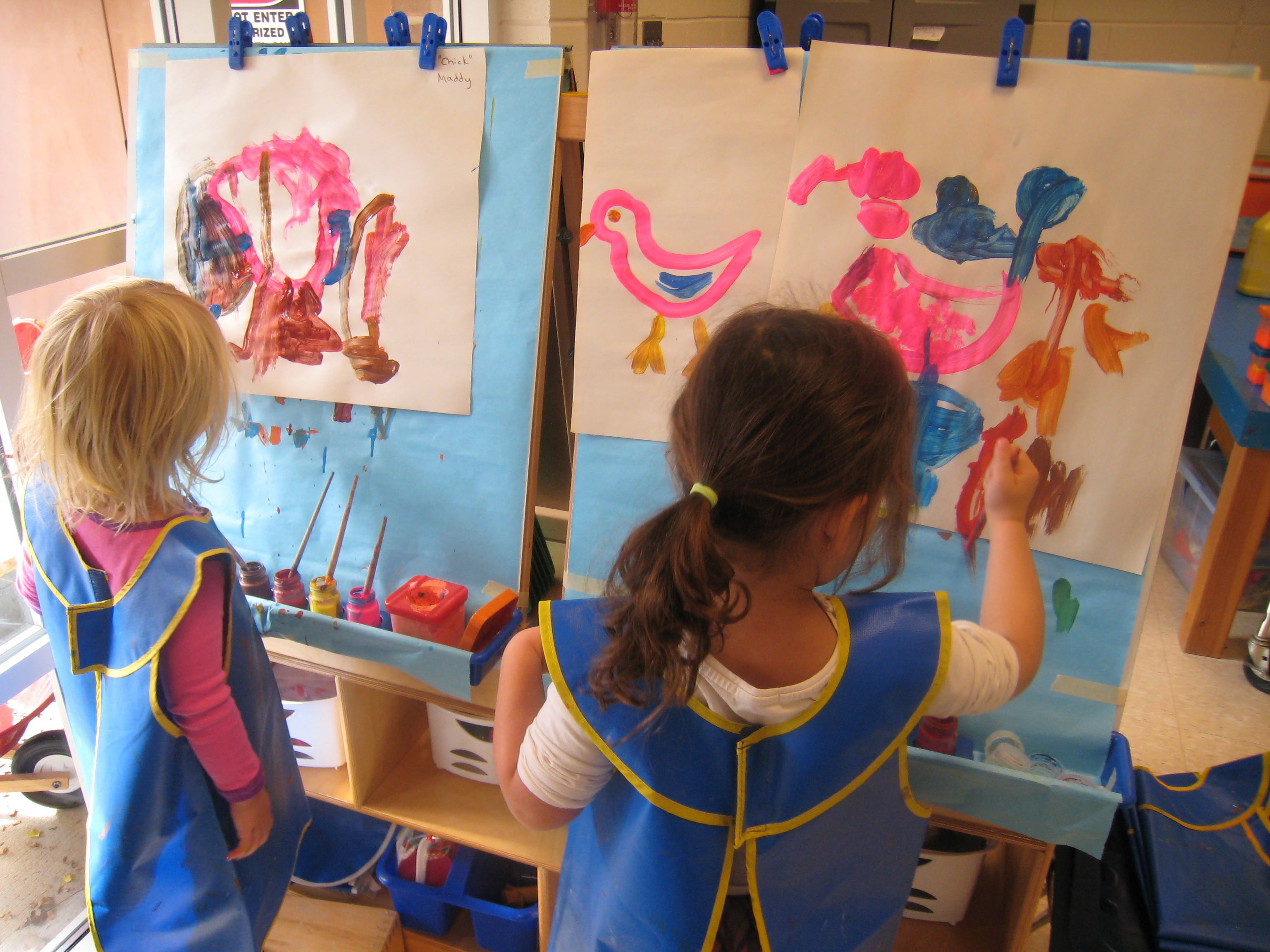 St. Mary's Academics Early Childhood